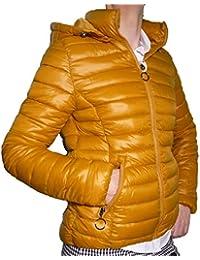 Fantasy Giacca Piumino Ecologico Trapuntino Cappuccio Invernale Ragazza  Donna a09bb32cb0c