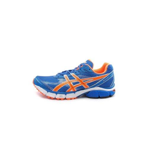 Asics, GEL PULSE 4, Scarpe sportive Uomo blu/arancio