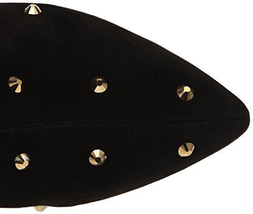 Atelier Mercadal Michael, Boots femme Noir (Daim Noir)