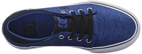 DC - Trasé Tx Se chaussures de garçon Blue/Black/White