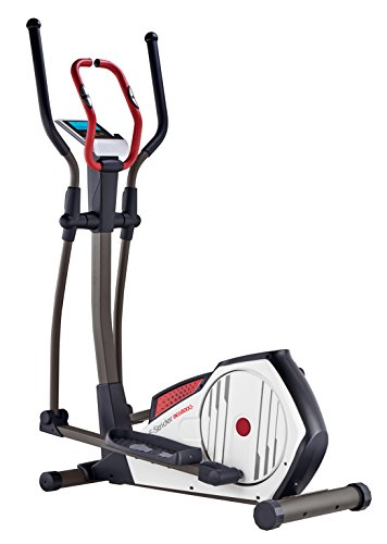 Body Sculpture BE6800G Programmable Magnetic Elliptical with Hand Pulse and Body Fat Sensors