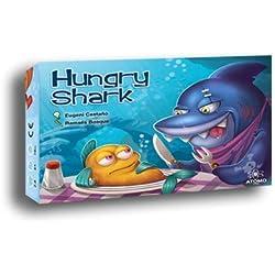 Atomo Games Hungry Shark. El Juego de Mesa