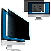 ephy Filtro Privacidad 4 in 1 PROTECTOR DE PANTALLA con /Intimidad/anti-Blue Luz/antirreflejos/ANTIBACTERIAS protección para portátil monitor tft pc de sobremesa LCD PANTALLA LED