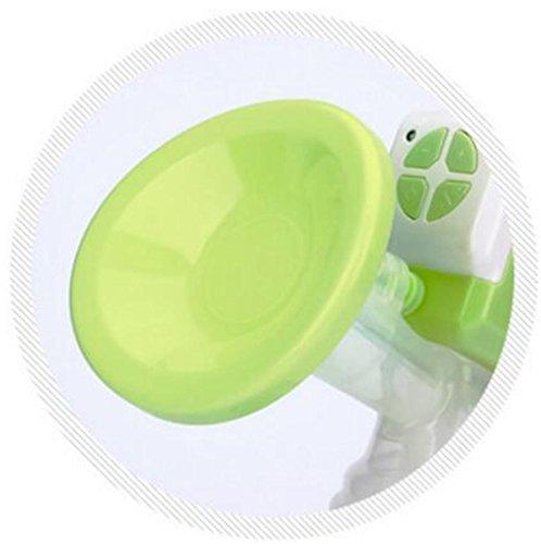 NWYJR Pompe Comfort prolactine Massage de large-bouche d'aspiration grand muet poitrine électrique tire-lait