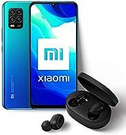 """Xiaomi Mi 10 Lite - Pack Lanzamiento (Pantalla AMOLED 6.57"""", TrueColor, 6 GB+128 GB, Cámara de 48 MP, Snapdrag"""
