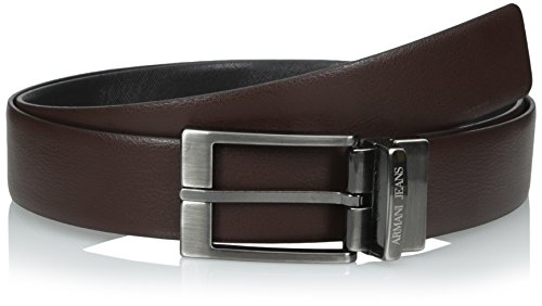Cintura uomo Armani Jeans C6166 D2 NERO