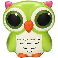Covermason Eule Squishy Toys Spielzeug Jumbo Cute Stress Kombination Toys angsames Aufstehen Duftend Stress abbauen Spielzeug