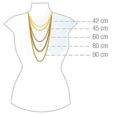 Pandora KASI 59702-HV Women's Necklace Sterling Silver 925