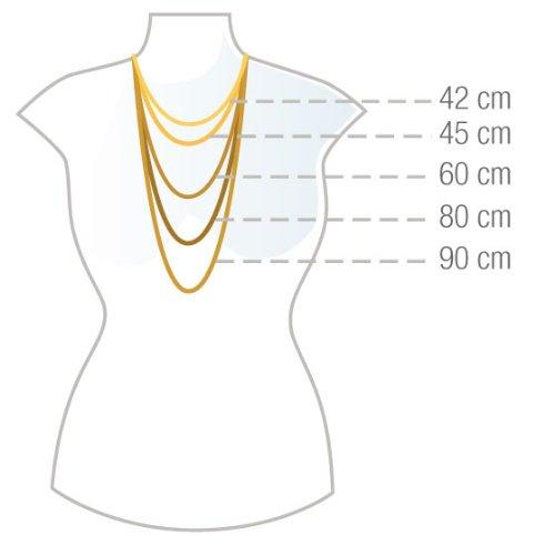 Ankerkette massiv 925 Silber 7,5 mm breit, 50 cm Halskette Silberkette Herren-Kette Anhängerkette Damen Geschenk Schmuck ab Fabrik Italien tendenze