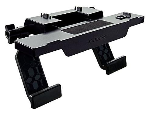 Speedlink Kamerahalterung für Xbox One - TORK XO Camera Stand (Stabiler Halt auf Flachbildschirmen - Variabel einstellbare Größe - Stützen mit schonender Silikonauflage) Perfekter Haltemechanismus für das Kamerasystem (Kinect Camera)