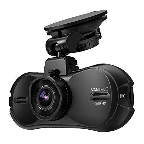 Vantrue R3 Mini Dashcam Auto - 2K Auflösung
