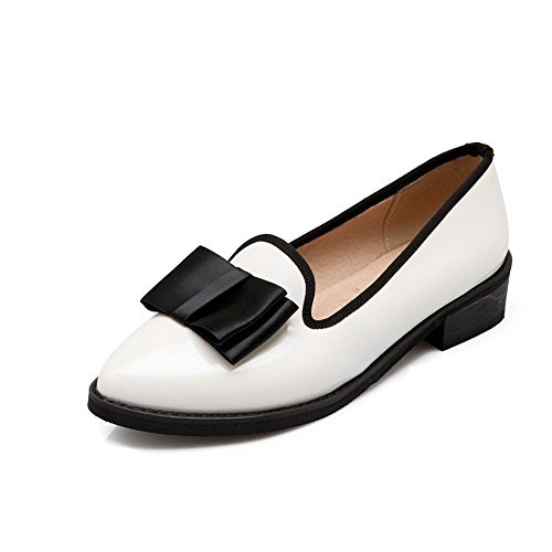 adee-womens-retro-bows-white-patent-leather-pumps-shoes-10-bm-us