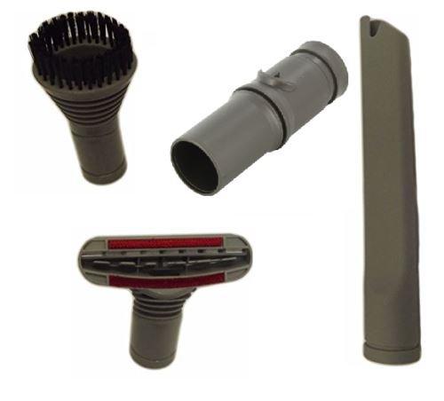 kga-supplies 4Stück Vakuum Treppe Bürste Fugendüse-Kit für Dyson DC34DC35DC36DC37DC38 (Dyson Für Treppen)
