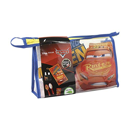 Neceser Set Aseo Personal/Viaje Cars 3