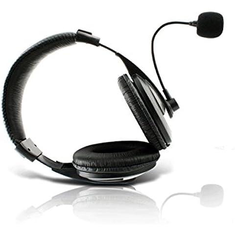 Royche Super Sound vera Stereo Gaming Sound System Ultimative Headset 2000RHS ottimizzato per PC Mac Game videochiamata
