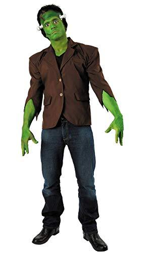 Erwachsene Frankenstein Kostüm Halloween Karneval Verkleidung Herren Standard