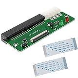 Generic Adapter für Micro Drive/esktop, 3,5 mm, 40-polig, für ZIF CE 1.8 IDE 3.5 40 Pin auf IDE Micro Drive zu ID