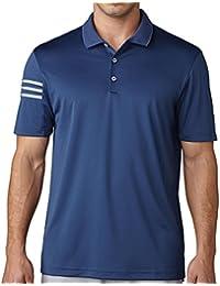 adidas climachill Gradient Stripe T-shirt Polo de Golf Homme L rose jcohbL7q