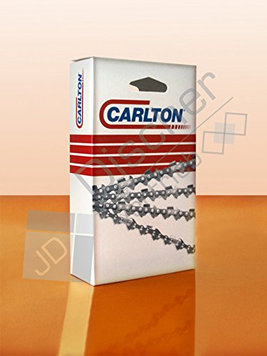 2 Sägeketten Carlton / Oregon 3/8P-1,3-40 für 25cm FLORABEST FHE 550 A1