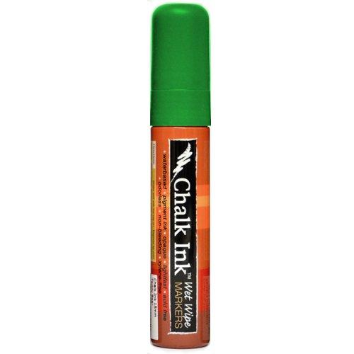 Chalk indicatore dell'inchiostro 15mm erba sintetica verde