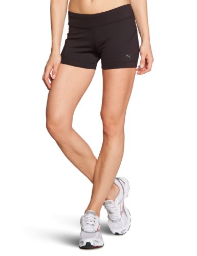 Puma Damen Shorts Gym Essential, black, XL, 509651 01