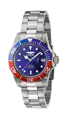 Invicta 5053 Pro Diver Unisex Uhr Edelstahl Automatik blauen Zifferblat -