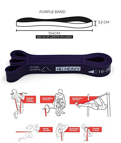 Zoom IMG-2 ryher bande elastiche resistenza pull