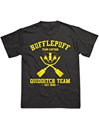 Postees Hufflepuff Quidditch Team Inspired by Harry Potter T-Shirt