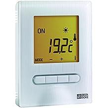 Delta Dore 6151055Minor 12termostato Digital para piso o techo calefactor