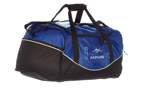 Tasche Team blau/schwarz Hapkido