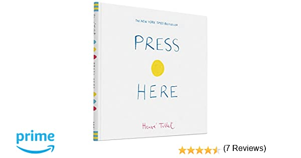 Press Here: Amazon.De: Herve Tullet: Fremdsprachige Bücher
