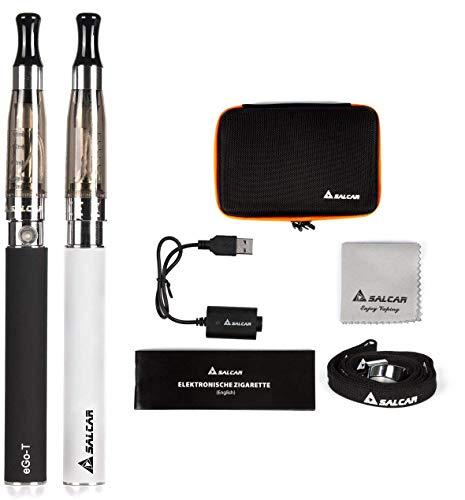 Salcar® Cigarrillo electrónico eGo-T CE4 doble kit