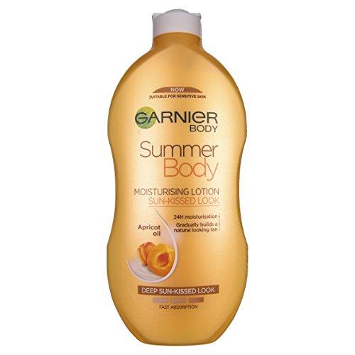 Garnier Summer Body Lotion Deep Sun-Kissed 400ml -