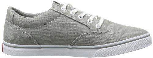 Vans - W Winston Low (Canvas) Wild D, Sneaker Donna Bianco (Weiß ((Canvas) wild d))
