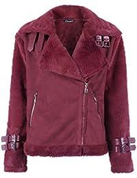 Suchergebnis auf für: Rote Jacke Damen Simplee