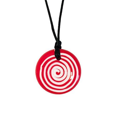 Chewigem - Collar masticable de botones