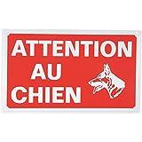 Ami Confort 6ANI643 Plaque attention chien 33 x 20 cm