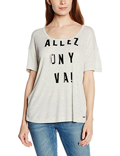 pepe-jeans-rosy-t-shirt-donna-gris-grey-marl-933-44-taglia-produttore-medium