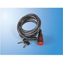 Fiamma 136/511-2 - Candado de cable para portabicicletas