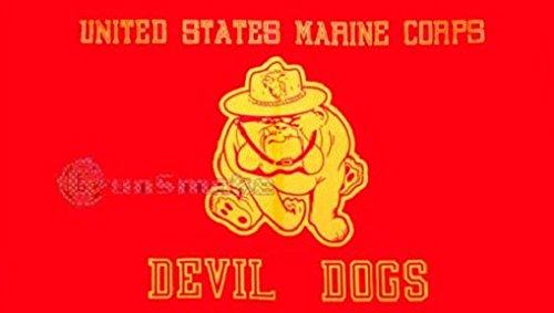 us-marine-devil-dog-flag-5-ft-x-3-ft-grande-100-poliester-ojales-metalicos-doble-cosido