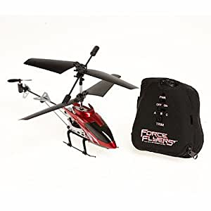 Force Flyers Remote Control Helicopter