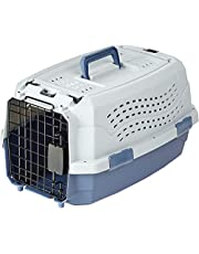 AmazonBasics Two Door Top Load Pet Carrier