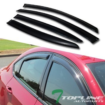 topline-autopart-sun-rain-smoke-guard-vent-shade-deflector-window-visors-4pcs-08-10-dodge-avenger-by