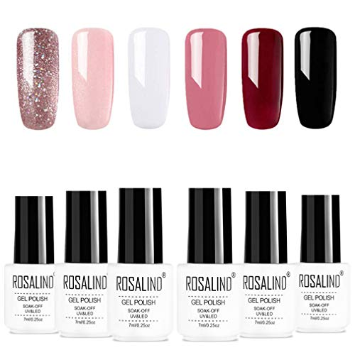 ROSALIDN esmalte semi-permanente uñas uv gel polish