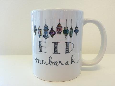 Eid mubarak gift | Eid mubarak mug | gift for family and...