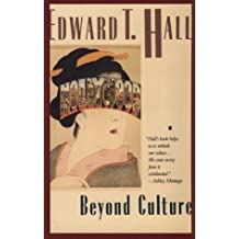 Beyond Culture by Edward Twitchell Hall (1992-01-30)