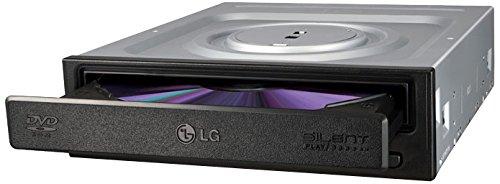t DVD-ROM Schwarz Optisches Laufwerk - Optische Laufwerke (Schwarz, Ablage, Horizontal, Desktop, DVD-ROM, SATA) ()