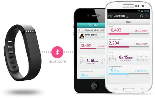 Fitbit Fitness-Tracker Flex Wireless - 11