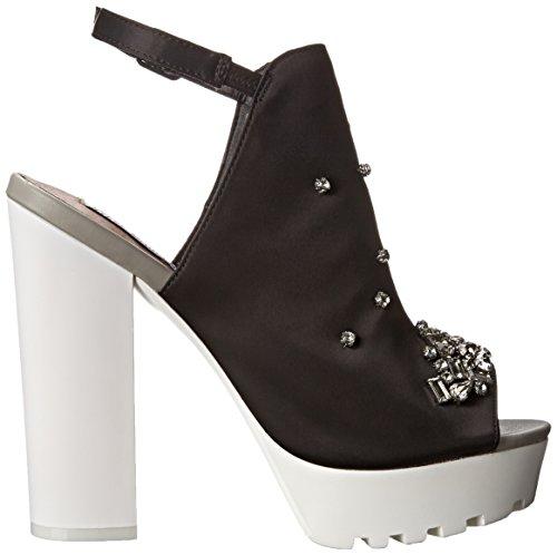 Steve Madden TEMPO S Damen Sandale mehrfarbig (Black Multi)