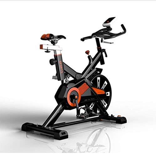 41nas36eKSL - YAMEIJIA Spinning Fahrrad-Maschine, Ultra-Quiet, Heimtrainer, Indoor Heimtrainer, Fitnessgeräte, Haushalt Fahrrad, 109 * 27 * 84 (cm)